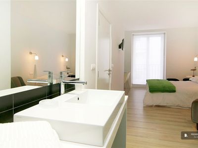 "Friendly Rentals The Moliere apartment in Bilbao - Click on the ""Book Now"" button to calculate the exact price."