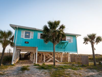 Oak Island cottage rental - Mr. Krabs named after the owner of the Krusty Krab, Spongebob.