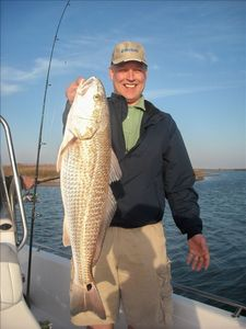 Check out the red fish by the best guide in the area