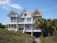 Beachfront New Listing!