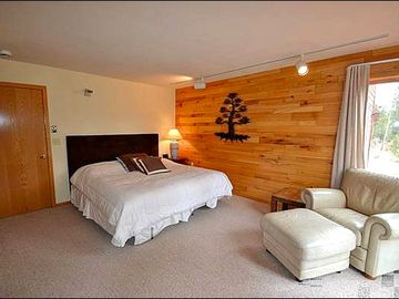 Real Wood in the Fourth Bedroom