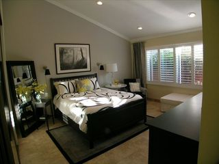 Westlake Village house photo - Master Bedroom has jacuzzi tub