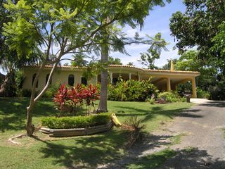 Rincon villa photo - Bello Horizonte- private home on 2000 sq m hilltop