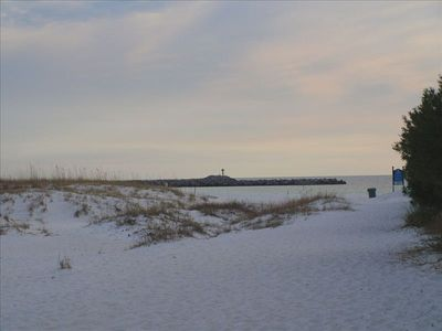Deeded Beach Access