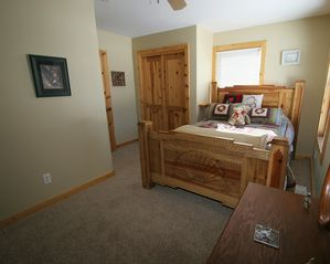 Pagosa Springs house photo - Guest Bedroom