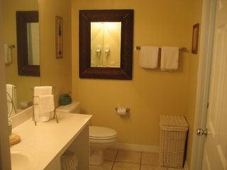 Fort Walton Beach condo photo - Island Princess 408 - Master Bath