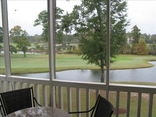 Sunset Beach villa photo - Screened porch views Maples #18