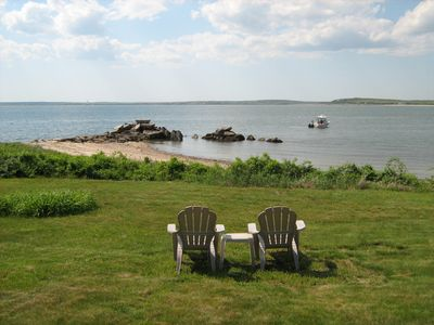 Welcome to Cape Cod.  Relax and rejuvenate in fresh summer air and salt water.