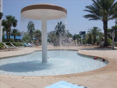Palms of Destin condo rental - Kid's Pool
