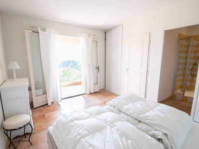 Grimaud villa rental - Bedroom