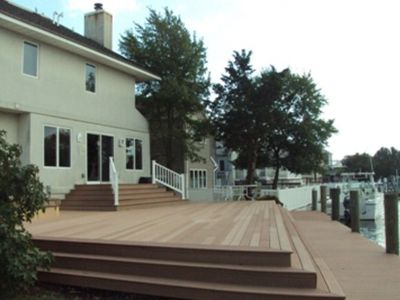 Toms River house rental - Backyard