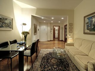 Prati (Vatican area) apartment photo - Leaving Room
