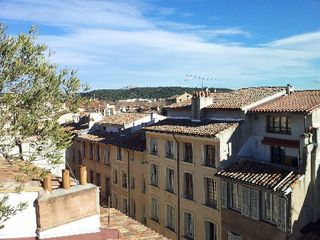 Aix-En-Provence apartment photo - View on old town