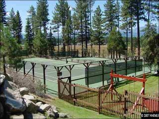 Tahoe Valley townhome photo - Tennis Courts