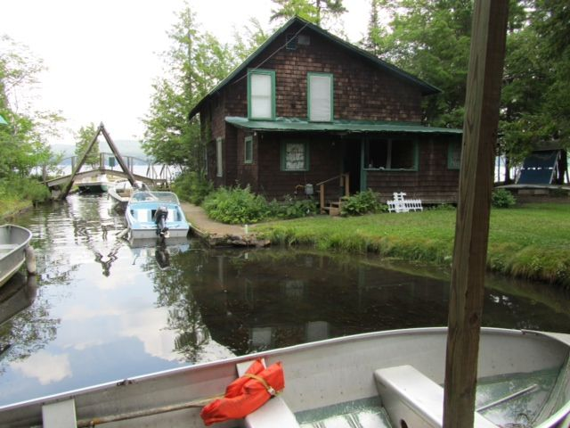 Old Forge Waterfront Cottage Fourth Lake Vrbo