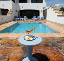 Secret Beach Villas Right on the Beach with Private pool - Playa del Carmen house vacation rental photo