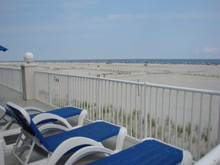 Wildwood Crest condo photo - View from sundeck