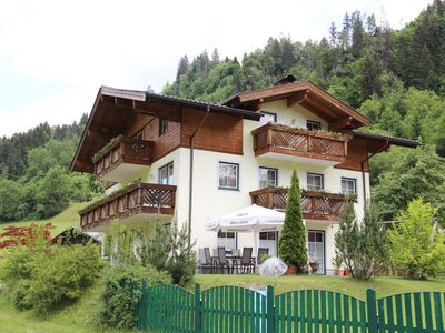 Appartment with wellness area on the edge of Grossarl