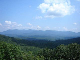 Ellijay cabin photo - A Summer View