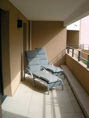 Aix-En-Provence apartment photo - Terrace equiped with two armchairs
