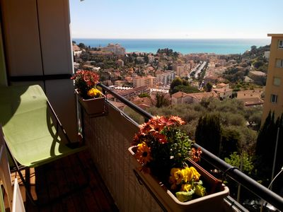 Air-conditioned accommodation, 23 square meters, close to the beach