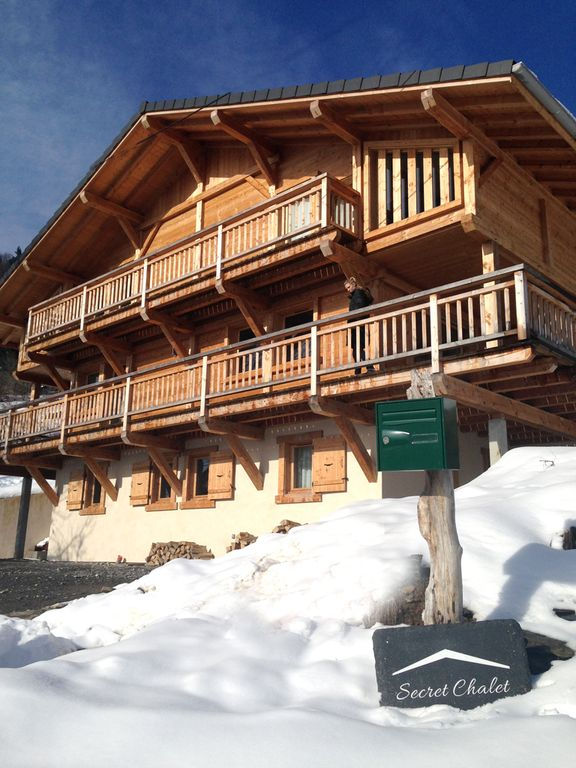 Awarded 'Excellent Luxury Chalet' featured in Flybe Magazine - With Availability