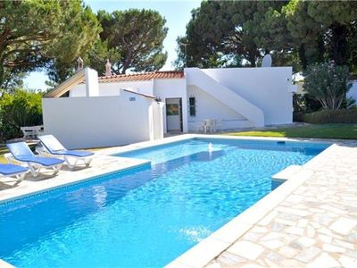 Popular holiday home for 4 persons, with swimming pool, in Vilamoura