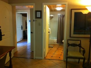 Rio Mar apartment photo - one bathroom and hallway