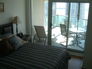 Toronto condo photo - Beautiful second bedroom...