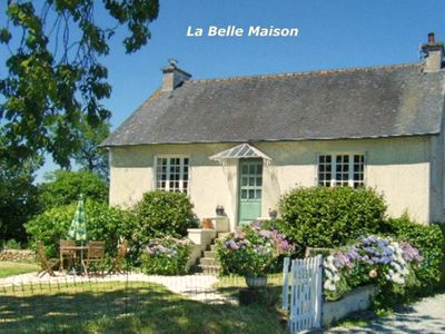 A Charming Detached Country Cottage With Enclosed Garden