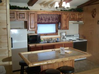Cosby cabin photo - NEW Kitchen