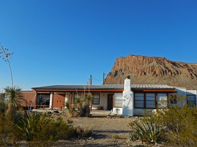 Big bend national park tx usa vacation rentals homeaway for Big bend texas cabin rentals