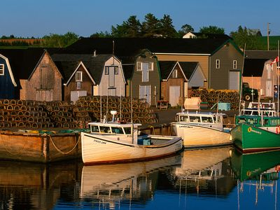Stanley Bridge... deep sea fishing at your door - all fileted for you