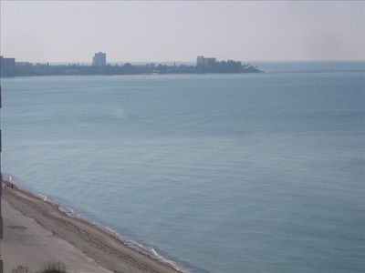 Lido View to South and Siesta Key