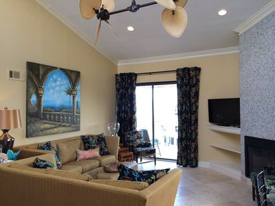 The King And Prince Beach and Golf Club Condo With Ocean View