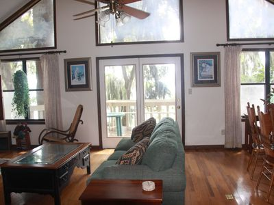 Cherry Lake Home Perfect for Family Gatherings. Close to Wild Adventures.