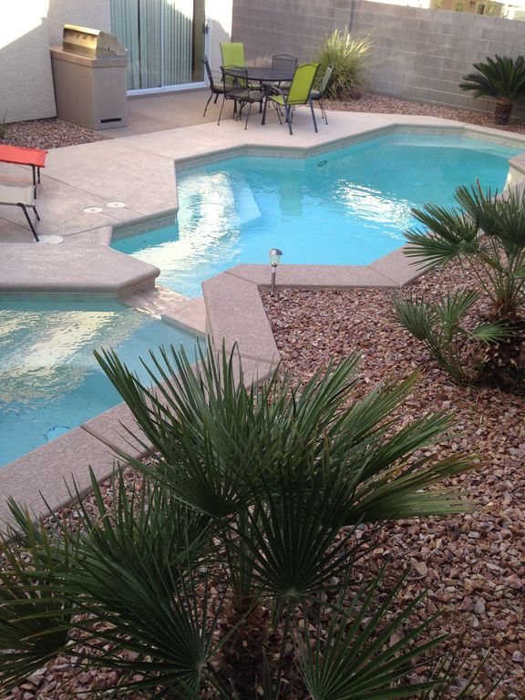 Immaculate Summerlin Home with Private Pool and Spa