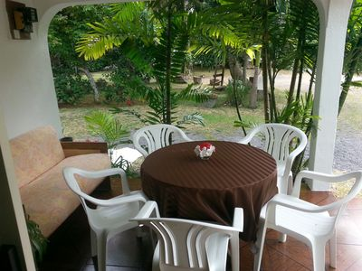 Beau Vallon: Delpech Residence ,charming 3 bedroom house with wifi internet access