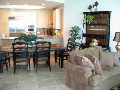 Spacious Dining and Living Rooms to Acommodate Your Entire Family.