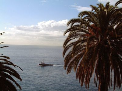 Funchal apartment rental - View from the balcony