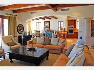 San Jose del Cabo villa photo - Confortable Living room with ocean view
