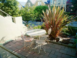 San Francisco apartment photo - Outdoor space.