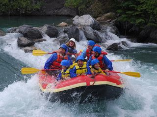 Canmore condo photo - For the wild & adventurous .. white water rafting, also float trips for families