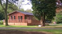 Lodge in Haveringland Hall Country Park, Cawston, Norwich Short stays available