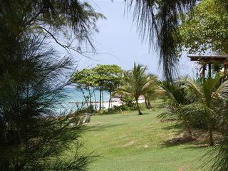 Silver Sands Barbados cottage photo - Womans bay beach 1 minute away through surfers bay .