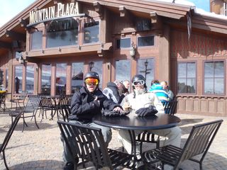 Copper Mountain condo photo - Plenty of Bars/Restaurants to....Hydrate