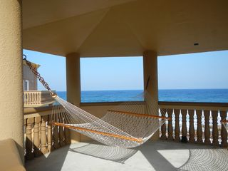 Cayman Brac townhome photo - .Rest in the hammock, sleep to the sound of ocean waves.