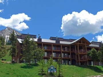 Mount Crested Butte condo rental