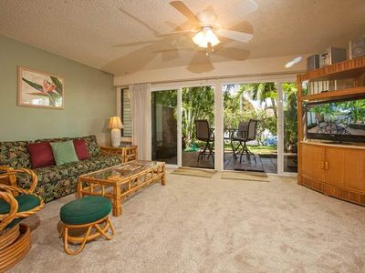 Maui Kamaole Remodeled one bedroom garden view condo - MC106