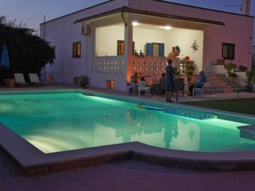 Puglia Perfect, at any time of day or night